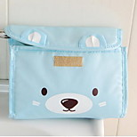 BW138 Cute Bear Blankly Travel Wash Clothes Underwear Pouch Package / Debris Bags