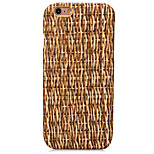 de volta Other Other Couro Ecológico Macio Grain Case Capa Para Apple iPhone 6s Plus/6 Plus / iPhone 6s/6