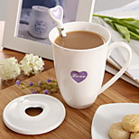 Love Purple Ceramic Mug