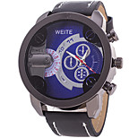 Men's Fashion Quartz Sport Wrist Watch Big Dial(Assorted Colors) Cool Watch Unique Watch