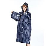 Eva Thick Raincoat Raincoat Korean Fashion Personality Cute Girls Adult Adult Raincoat