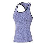 Running Sweatshirt / Tank Women's Sleeveless Breathable / Quick Dry / Compression / Sweat-wicking / Stretch Yoga / Fitness / Running