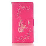 PU Leather Wallet Flip Case For iPhone 5/5S/SE/6/6S/6 Plus/6S Plus(Assorted Colors)