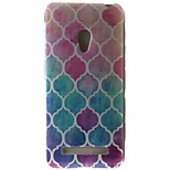Geometric Pattern Painting Pattern TPU Soft Case for Asus Zenfone 5