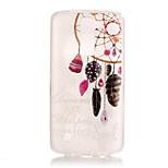 TPU + IMD Material Dreamcatcher Pattern Slim Phone Case for  LG K8/K7/K4/G5