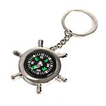autre / Compas/boussole Directionnel / Multi Function Randonnées / Camping / Voyage / Outdoor / Cyclisme Alliage de métal argent
