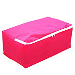 A199 Home Thickening Printing Non-Woven Cotton Quilts Storage Bags