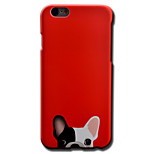 arrière Other Other PC Dur Smooth Surface+Relief+Novelty Pattern Couverture de cas pour AppleiPhone 6s Plus/6 Plus / iPhone 6s/6 / iPhone