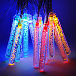 20LED Picks Solar String Lights