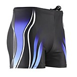 Men Professional Sports Swiming Trunks Swimwear Short Pants