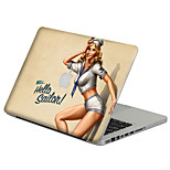 Flower Style Sticker Decal 010 For MacBook Air 11/13/15,Pro13/15,Retina12/13/15