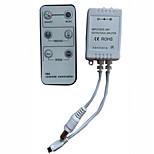 6-Key Color Remote Control for 5V LED String Lights
