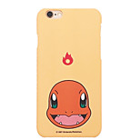 Pocket Little Monster Charmander 5.5 inch Iphone 6p/6splus Hard Matting Cellphone Cover
