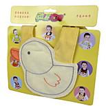 Baby Clothes Soft Bib Baby Cartoon Cotton Fabric (Little yellow duck)