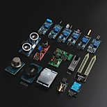 16 Types Sensor Module KIt for Raspberry Pi / Arduino