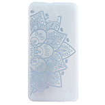 Mandala Pattern Frosted TPU Material Phone Case for Huawei Ascend P9 Lite/P9/P8 Lite/P8