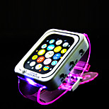 Music Smart flash time watch toys
