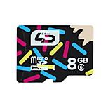 XIDAO 8GB Class10 10MB/S TF Memory Card
