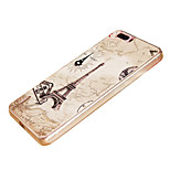 Back Cover Other Eiffel Tower TPU SoftHuawei Huawei Honor 6 Plus