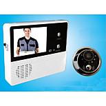 GW601B-2BH 3V/0.6W 2.4 Inch Monitor Household Door Intercom Doorbell