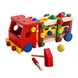 Mounting Nut Toy Car Diy Toys To Knock The Ball Screw