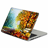 Oil Painting Style Sticker Decal 020 For MacBook Air 11/13/15,Pro13/15,Retina12/13/15