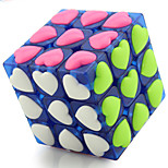 Yongjun® Magic Cube 3*3*3 Professional Level Smooth Speed Cube Black / White / Blue Plastic Toys