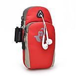 Нарукавная повязка Сотовый телефон сумка для Фитнес Велосипедный спорт Бег Путешествия Спортивные сумкиВодонепроницаемый Быстросохнущий