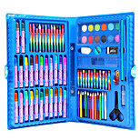 Markers & Highlighters Water Color Pens Red / Black / Blue / Yellow / Purple / Orange / Green