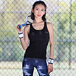Running Tank Women's Sleeveless Breathable / Quick Dry / Sweat-wicking Running Sports Sports Wear Black 12 / 14 / 8 / 10