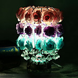Tricolor Rose Aroma Oil Induction Lamp Nightlight