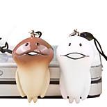Mushroom Detective Couple Dust Plug