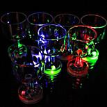 Colorful LED Beer Cup Goblet Trumpet