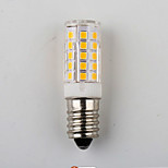 Zweihnder E14 7W High Performance SMD 2835 Warm White/Natural White Tiny LEDs Corn Light (33 LEDs 450LM)