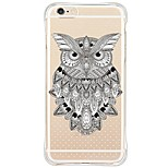 Back Shockproof/Transparent TPU Soft Owl Case Cover For Apple iPhone 6s Plus/6 Plus/iPhone 6s/6/iPhone 5s/5/SE