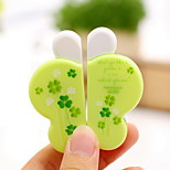 6M Butterfly Clovers Correction Tape