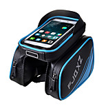 FJQXZ®Bike Frame Bag Waterproof / Rain-Proof / Waterproof Zipper / Touch Screen / Multifunctional /