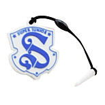 Super junior LOGO Mark Phone Dust Plug
