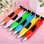 Creative Cartoon Ballpoint Pen Toy Car Sports Car Styling And Creative Ballpoint Pupils School Supplies
