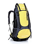60 L Travel Organizer Hiking  Backpacking Pack Leisure Sports Outdoor Waterproof Quick Dry  Wearable Breathable