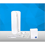 Household Telephone Cable Talkback Non Visual Intercom Doorbell AC-DC Electric Control Lock
