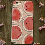 espalda A Prueba de Golpes Fruta TPU Suave Shockproof Cubierta del caso para Apple iPhone 6s Plus/6 Plus / iPhone 6s/6 / iPhone SE/5s/5