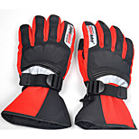 2015 New Winter Wind Proof Waterproof Insulation Men'S Motorcycle Racing Gloves