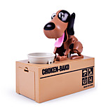 Choken Bako Coin Eating Dog Coin Bank 18cm