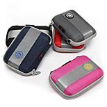 eva caso portatile per i piatti del disco rigido (colore casuale)