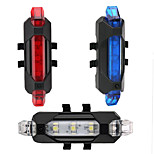 Portable Rechargeable LED USB Cycling Bike Tail Light MTB Safety Warning Bicycle Rear Seat Light Lamp Bycicle Light