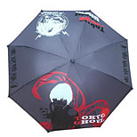 Supply Cartoon Umbrella Cartoon Umbrella Fold Chinchillas Surrounding Windproof Umbrella Uv Sunshade - Tokyo Ghoul