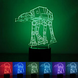 Troop Dog Creative Colorful USB 3D Led Night Light