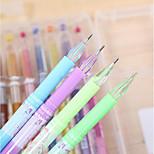 Diamond Color Gel Pen Combination Suit 24 Flash Pen Colorful Graffiti Pen Color Pen