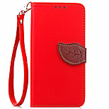 Leaf Design Wallet Leather Flip Case Cover For Nokia Lumia 950/Lumia 532 Cell Phone Cases With Stand